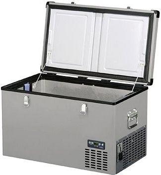 Indel B TB74 Steel 74L 12/24/230V -18°C Kompressor kühlbox