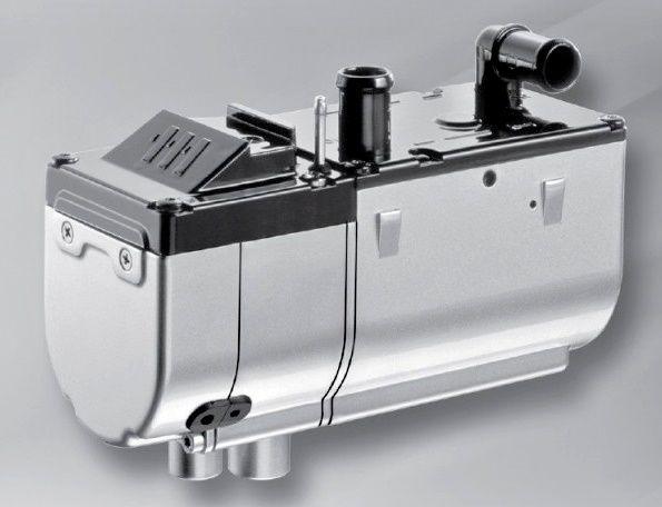 Eberspacher Hydronic D5WS 24V Agregat 252218050000 / 252218 / 252146 Eberspächer