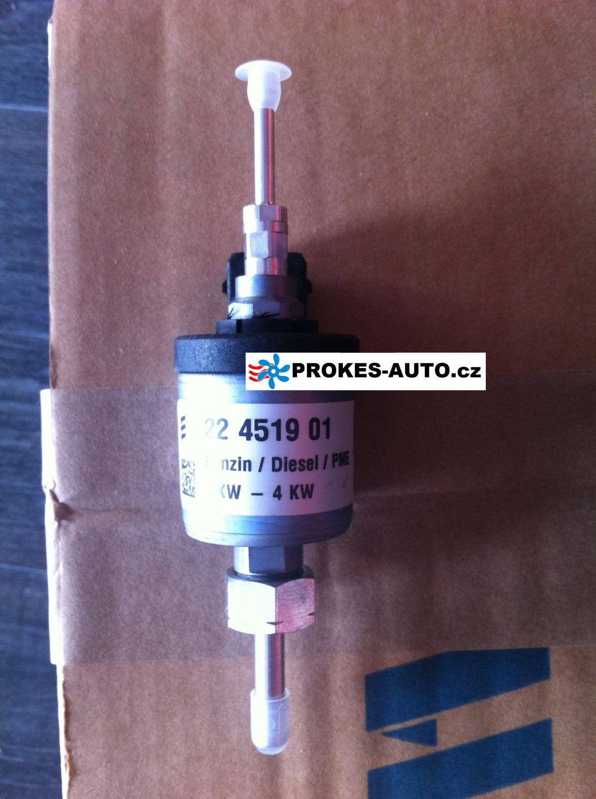 Eberspächer Dosierpumpe Airtronic D2 / D4 12V 224519010000 / 22451901