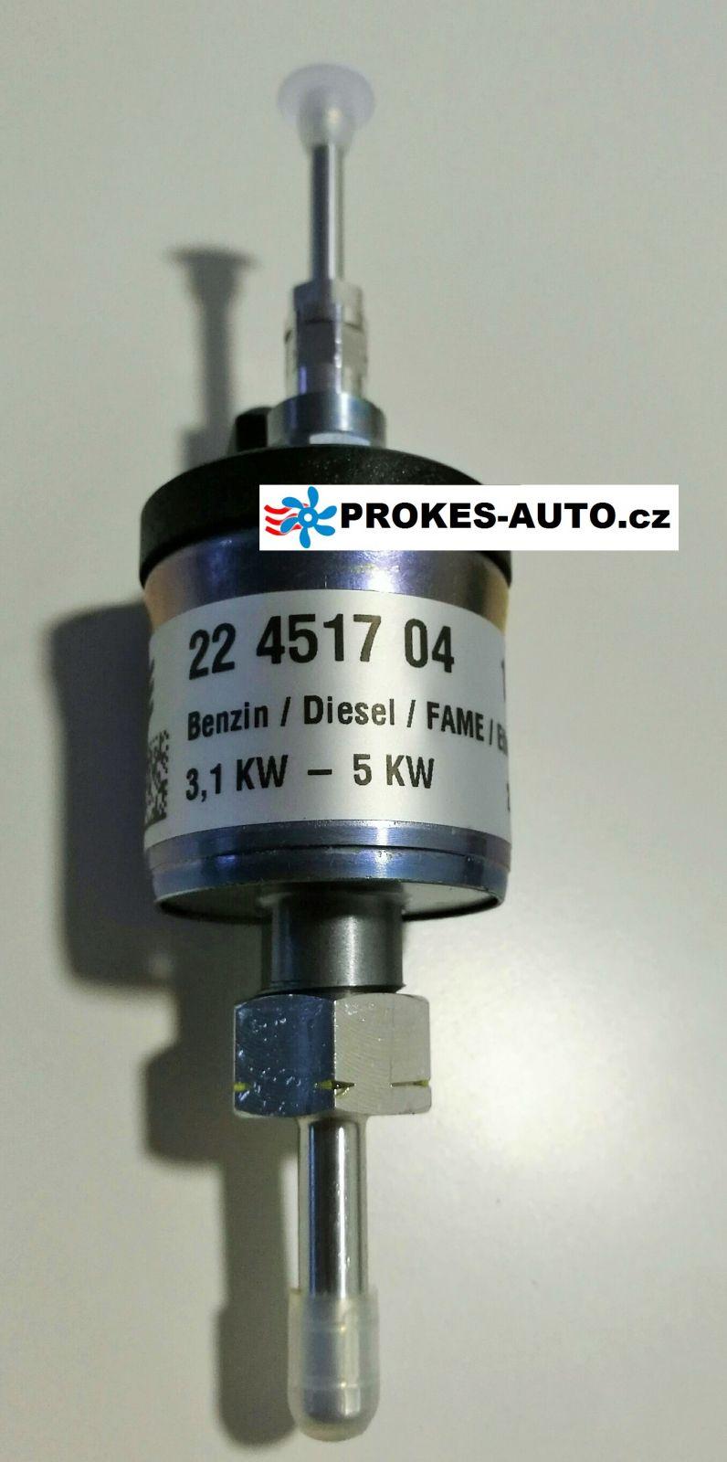 Eberspacher Kraftstoffpumpe 12V 3,1-5kW Diesel / Benzin 22451704 Eberspächer