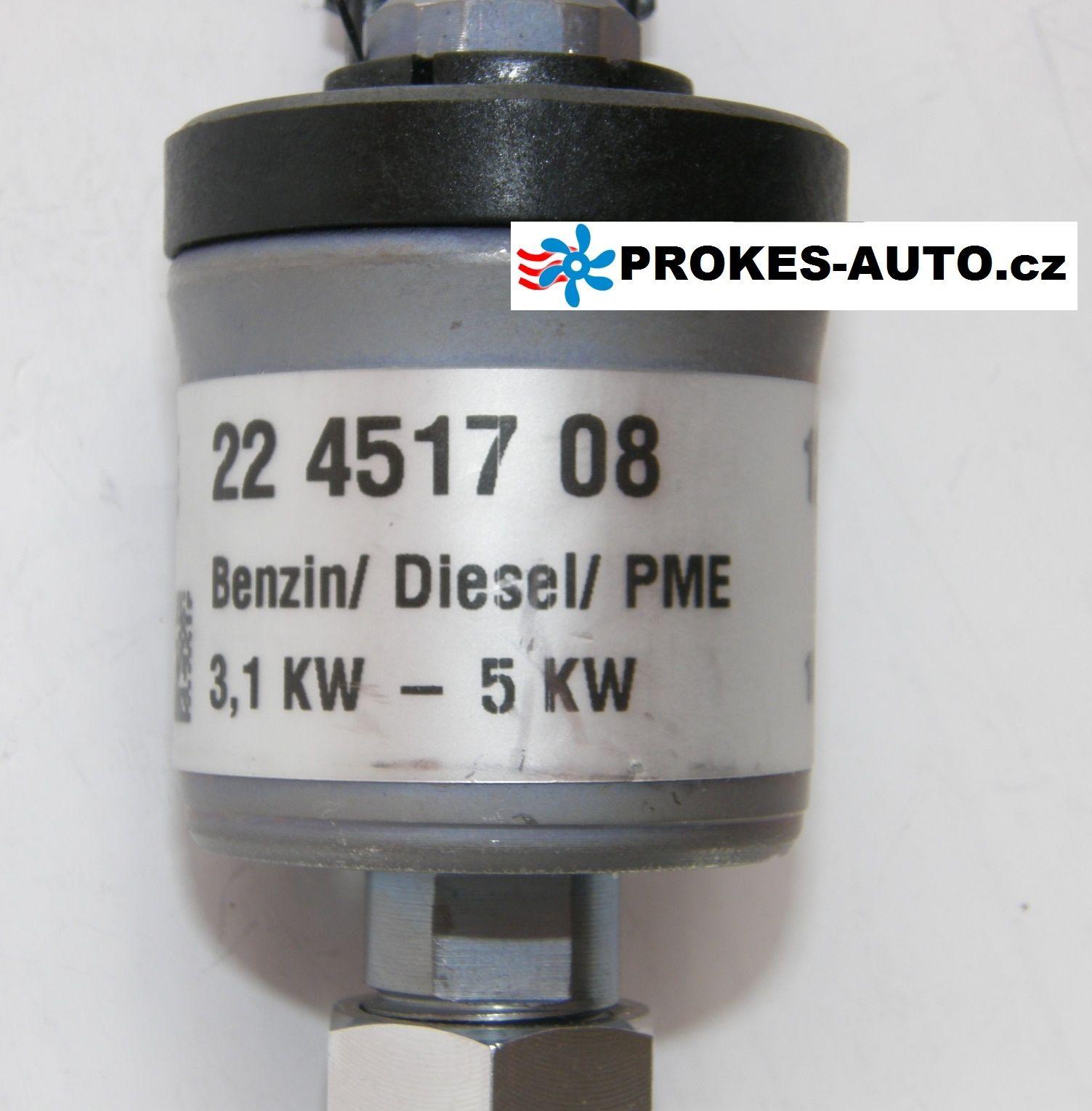 Kraftstoffpumpe 12V 3,1-5kW 224517080000 Eberspächer