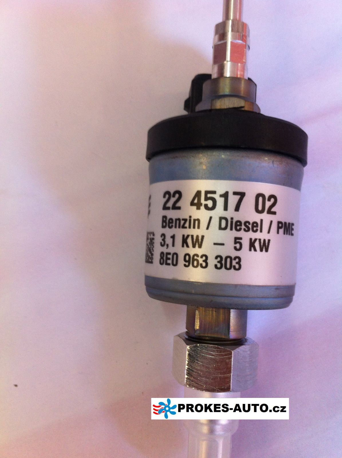 Kraftstoffpumpe 12V für VOLVO 22451702 / 8E0963303 Eberspächer