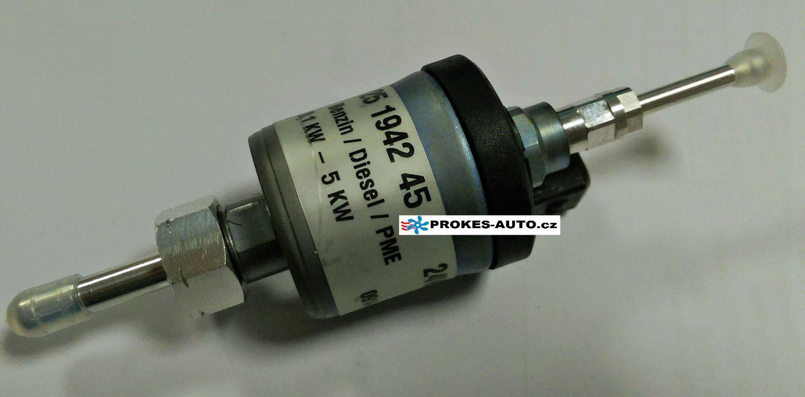 Dosierpumpe 24V D5WS diesel 3,1-5 kW 25194245 / 251942450000 Eberspächer
