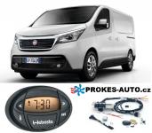 Aufrüstkits Webasto TTC Fiat Scudo mit Vorwahluhr