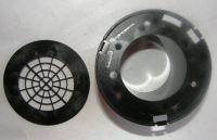 AUSSTROMER (FLACH) Ø60 mm 1322634 / 87389 Webasto