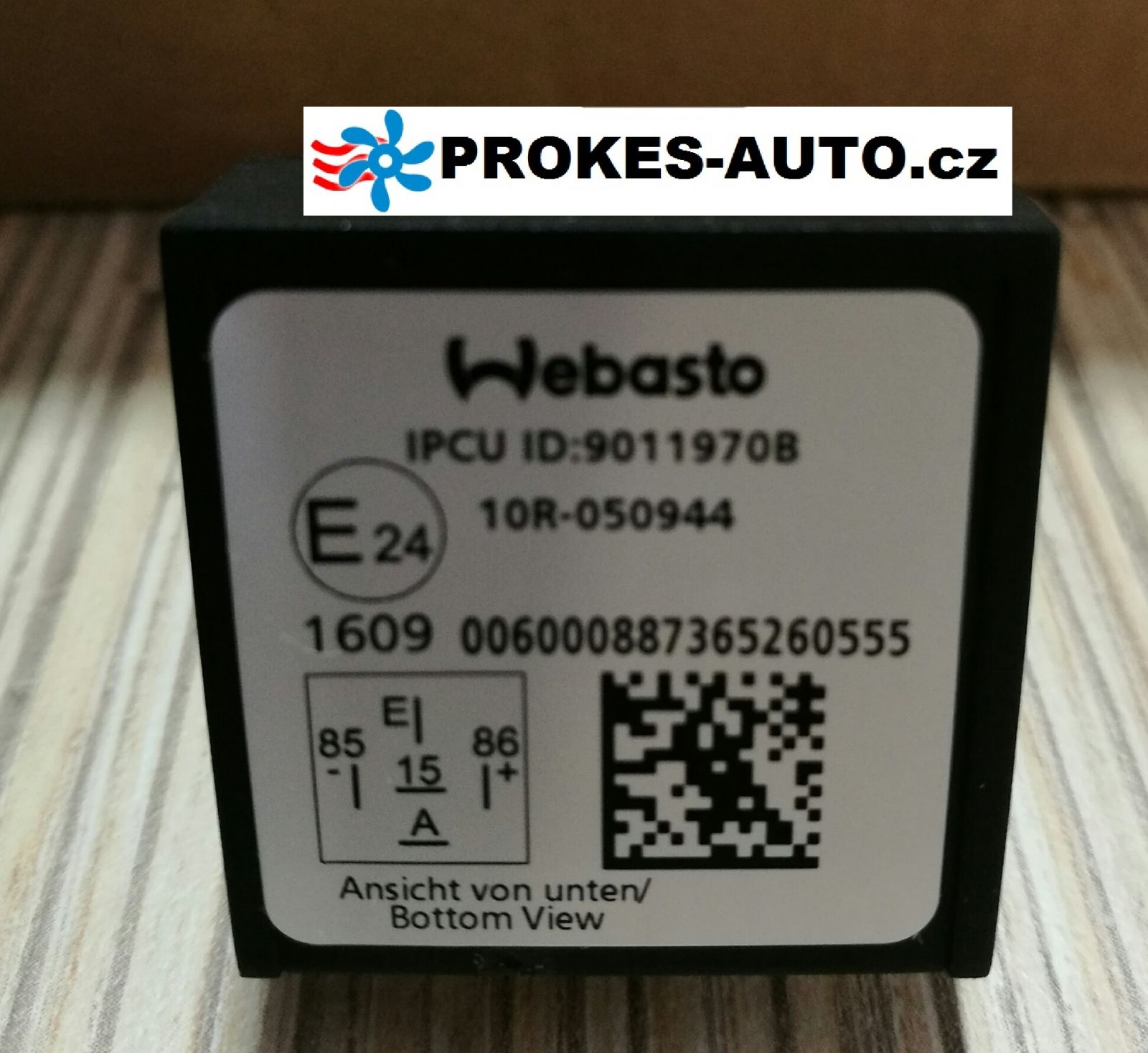 IPCU Modul 400HZ 1322640 / 9011970 Webasto