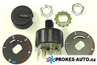 Bedieneinrichtung 12V D1LC / D3LC / Compact / D5LC / D8LC