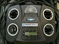 Resfriar kühler S6 24V mit LED beleuchtung