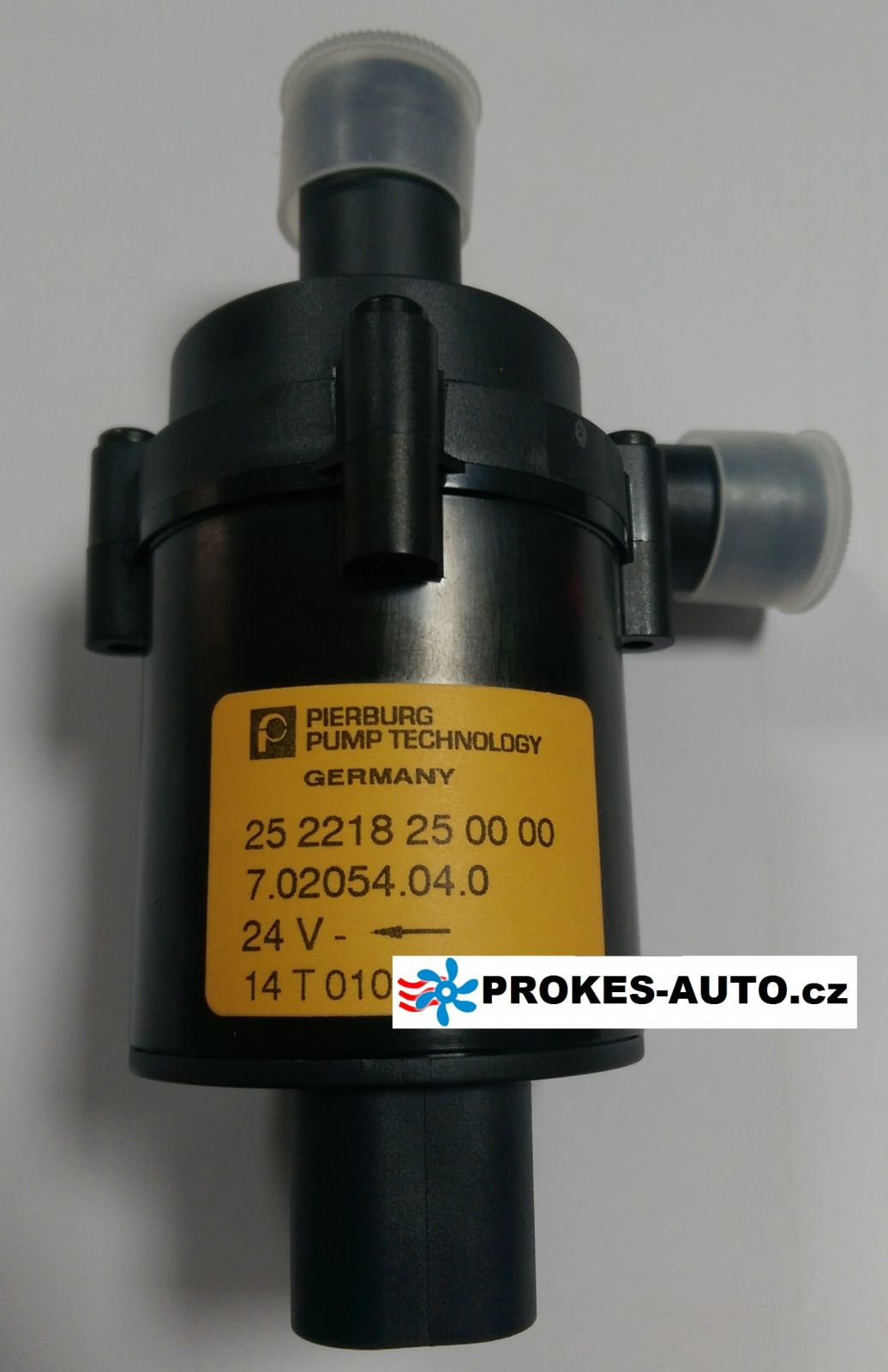 Wasserpumpe Flowtronic 800 S 24V 252218250000 / 7.02054.04.0 Eberspächer