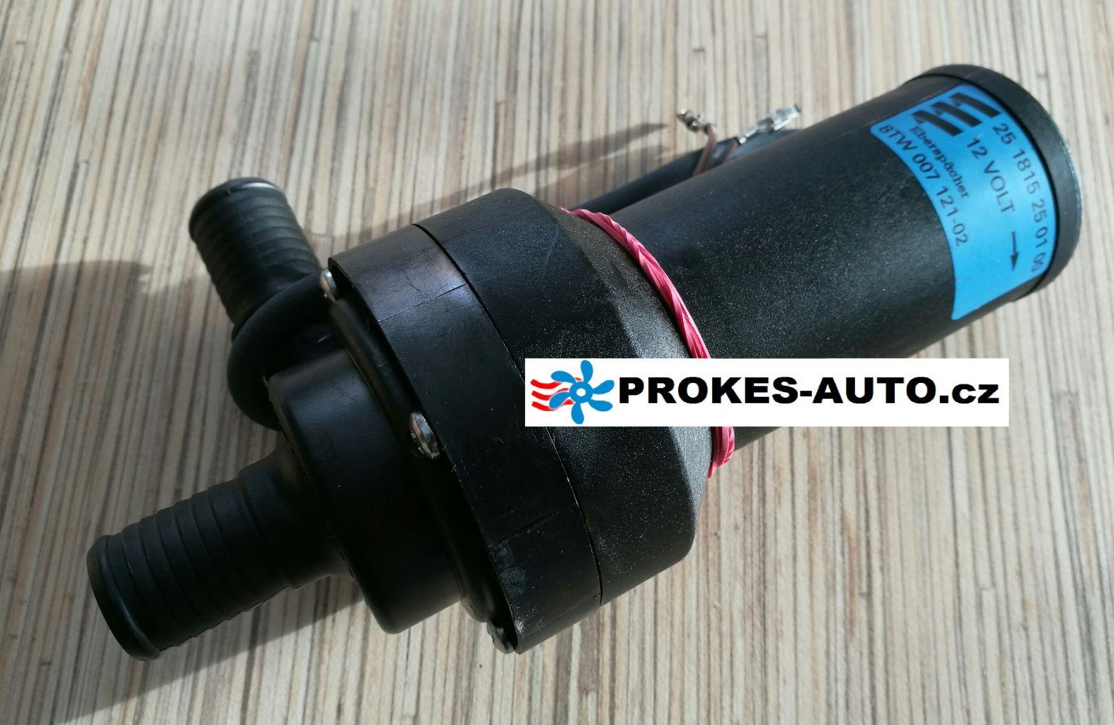 Wasserpumpe 12V D9W / Hydronic 10 Flowtronic 1200S 251815250100 Eberspächer