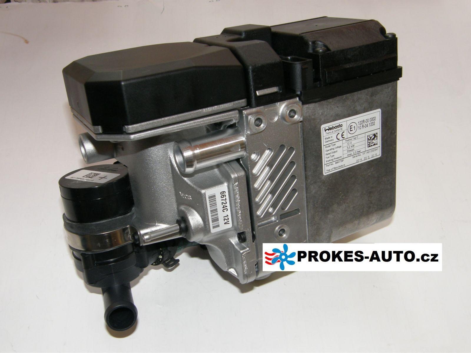 WEBASTO Thermo 50 diesel, 24V, 67014