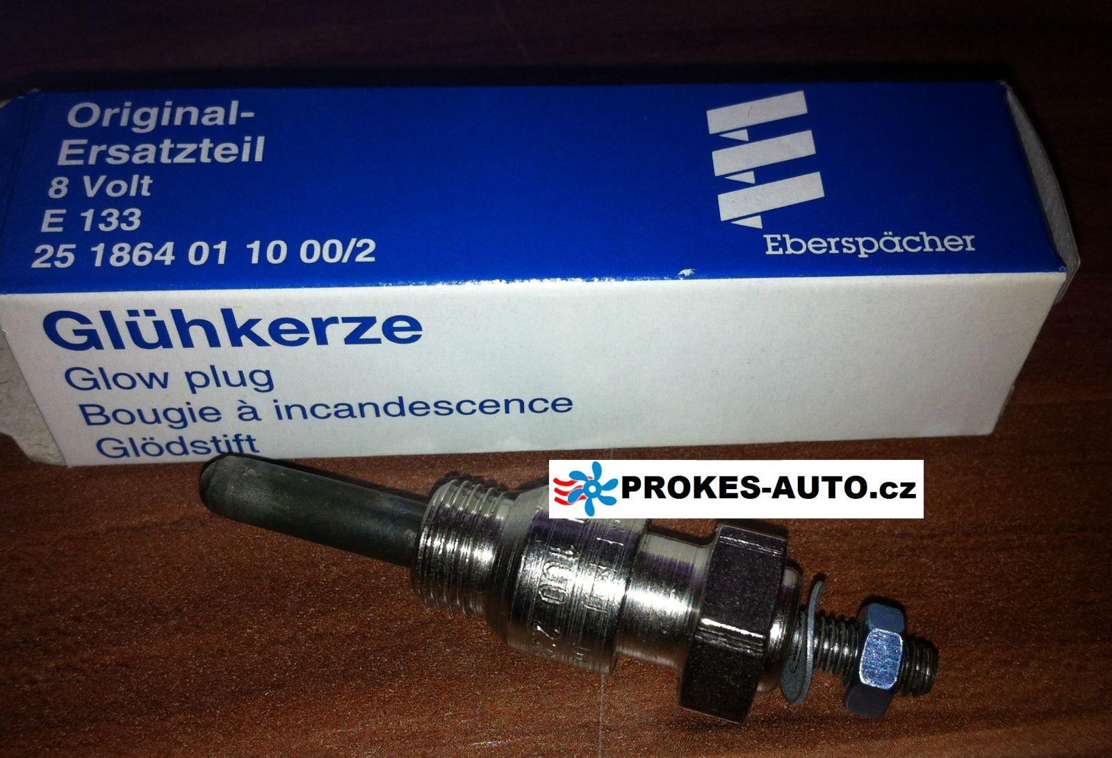 Glühstift 12V E133 Hydronic 251864011000 Eberspächer