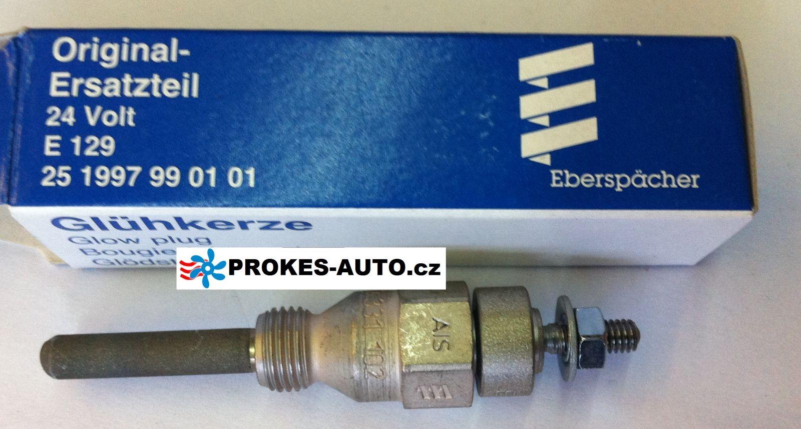 Glühkerze E129 24V Hydronic 10 / D9W 251997990101 Eberspächer