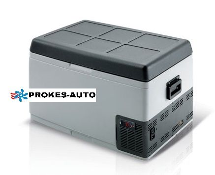 VITRIFRIGO C65D Danfoss 65L 12/24V +10°C do -20°C Kühlbox mit Gefrierfach