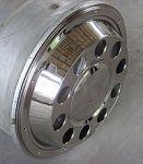 SportsLine Standard Universal-Frontabdeckung für Stahlräder 22,5'