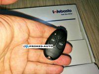 Webasto Fernbedienung Telestart T91 KIT 1314635 / 9013796