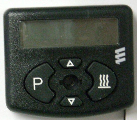 Eberspacher Miniatur Standard Standbeleuchtung 12/24 Volt Eberspächer