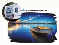 Aufkleber BOAT 800 x 500 mm