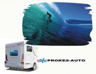 Aufkleber SURFER 1 800 x 500 mm