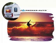 Aufkleber SURFER2 800 x 500 mm