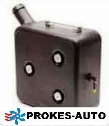 Brennstoffbehälter MIT BEFESTIGUNG 24L 1322531 / 9001307 / 70864 Webasto
