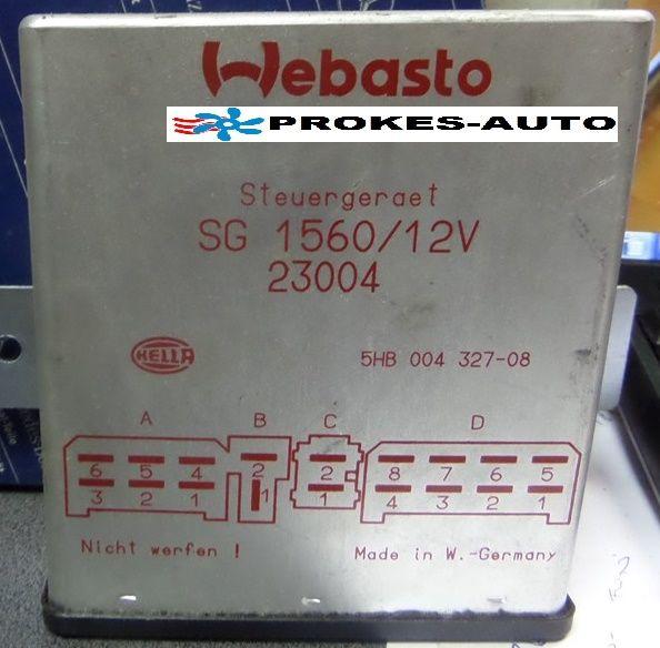Steuergerat SG1560 GT DBW 12V 23004 / 1319993 Webasto