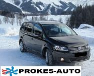 Webasto Aufrüstkit / Aufrüstsatz VW Sharan / VW Touran / Seat Alhambra Climatronic
