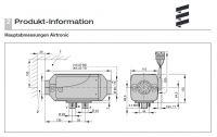 Standheizung Eberspacher Airtronic D2 12V 252069 Eberspächer