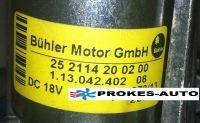 EBERSPÄCHER Gebläse 24V Airtronic D4 252114992000 / 252114200200 Eberspächer