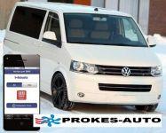 Webasto Umbausatz VW T5 AC CLIMATIC inclusiv Handy Bedienung