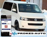 Umbausatz VW T5 ACC CLIMATRONIC inclusiv Handy Bedienung
