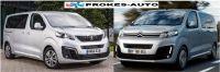 Aufrüstkit / Aufrüstsatz Peugeot Traveller / Citroen SpaceTourer Diesel Mj. 2018