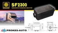 SNUGGER Luft Heizung Diesel 2,3kW 24V