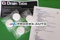 Antibakterielle Tabletten für ResfriAr, Agro / Agricola