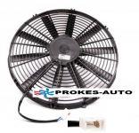 Kondensatorlüfter universall Saug 280 mm 24V für Klimaanlage