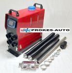 Tragbare Heizung 230V Stromversorgung 40A / 12V / 5kW Diesel