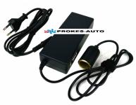 Adapter 230V / 12V / 80W / 6A für Kühlboxen