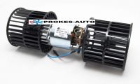 Elektromotor 24V mit Laufrädern zum Heizen 443132230020