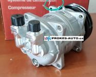 Klimakompressor ZEXEL TM15HD Riemenscheibe 132mm 2GA 24V