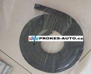 Schaumdichtung für Resfriar-Kühler 25x38x2500 mm