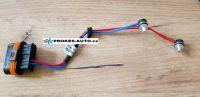 Leitungsstrang HG mit Sensor für D5WZ 252162