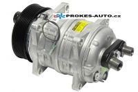 Kompressor TM-15HD / TM-15HS Riemenscheibe 119 mm - PV8 12V horizontal