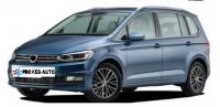 Webasto Aufrüstkit / Aufrüstsatz VW Touran 2015- Climatronic
