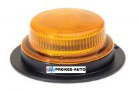 TRUCK-LITE LED-Leuchtfeuer für Magnet - orange