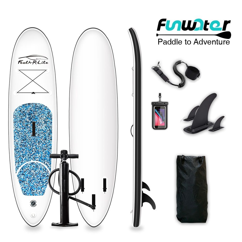 aufblasbar Surf paddle boards Fun Water