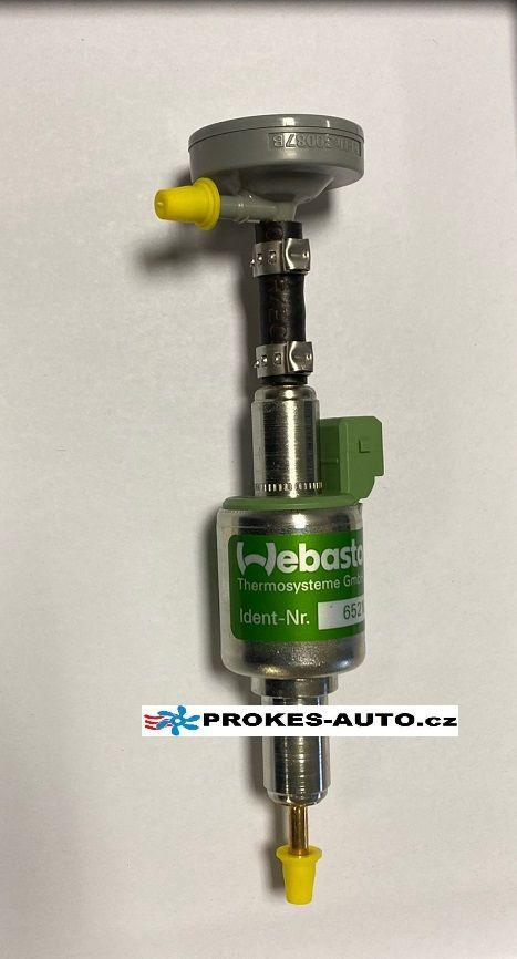 Webasto Kraftstoffpumpe mit Schalldämpfer DP30 Diesel 24V MAN 65210 / 1322442
