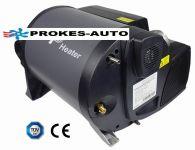 Kombi Heizung Wasser / Luft 6kW 10L Boiler / Diesel / elektrisch